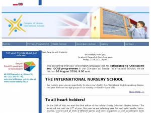 international school poland